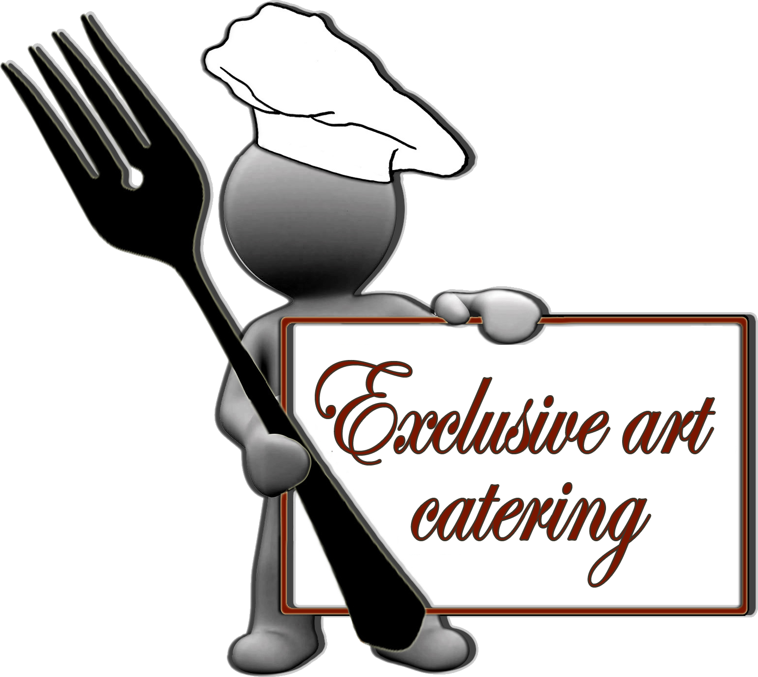 Exclusive art catering
